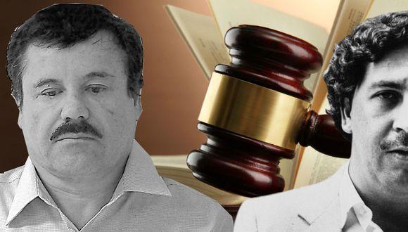 Los abogados de 'El Chapo' y Pablo Escobar en Historias Nunca Contadas.