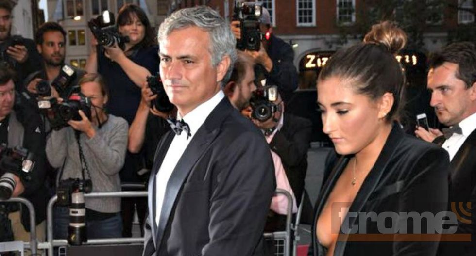 The Sun reveló que José Mourinho habría engañado a su esposa durante ocho años con esta mujer.