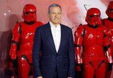 Presidente de Disney renuncia a su salario ante la crisis del coronavirus