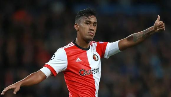 Renato Tapia ha estado en Feyenoord durante cuatro años y medio. (Foto: AFP)