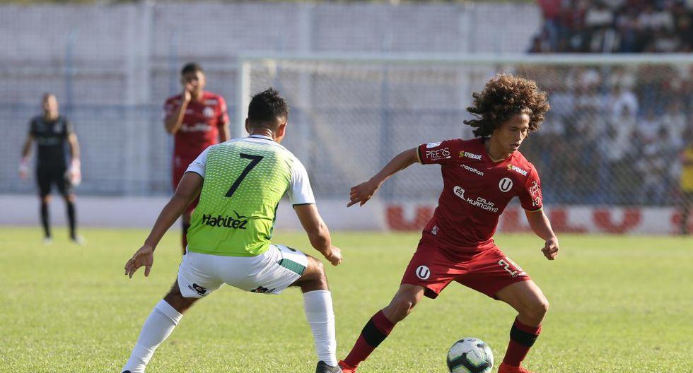 Universitario venció 1 -0 a Piratas FC