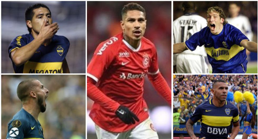 Los 20 fichajes más caros en la historia de Boca Juniors. (Foto: AFP)