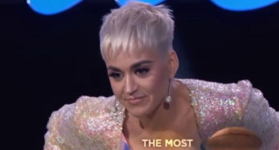 Katy Perry fue avergonzada por sus padres. (Capturas: YouTube)