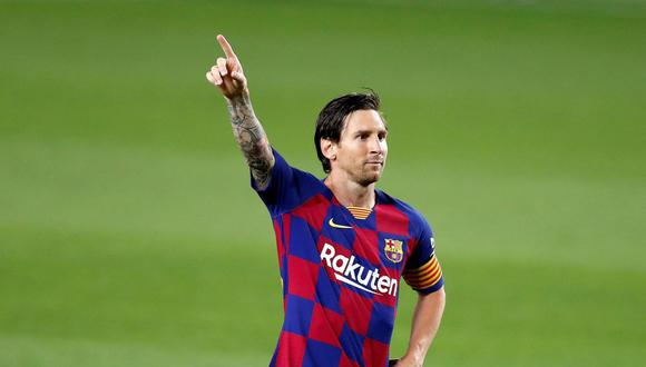 Lionel Messi quedó a un tanto de los 700 goles como profesional