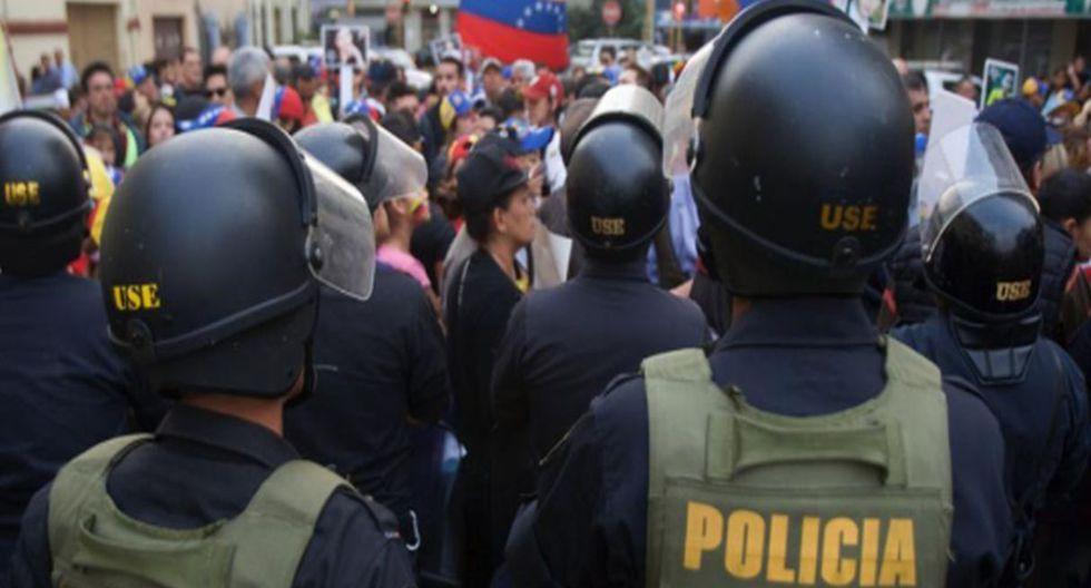 Superintendencia Nacional de Migraciones afirmó que tomará medidas drásticas contra extranjeros que delinquen en el Perú. (Fotos: USI)