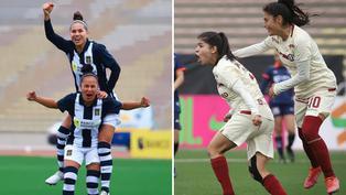 Alianza Lima y Universitario chocarán mañana por el fútbol femenino