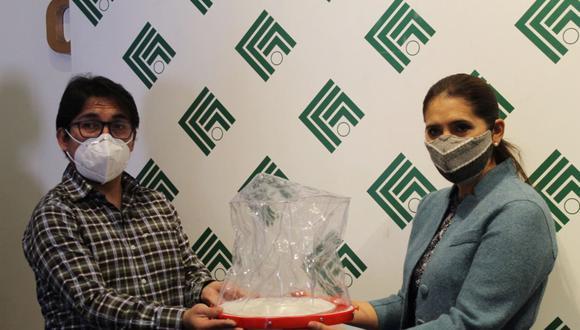 Arequipa:o dispositivo estará destinado a pacientes con insuficiencia respiratoria aguda.
