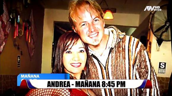 TROME - Flor de Huaraz y el 'Gringo Karl' estarán en 'Andrea'. (Video: Andrea)