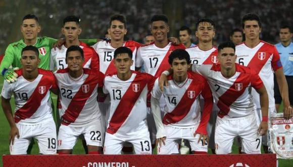 Perú vs. Ecuador se medirán por la tercera jornada del Sudamericano Sub 17. (Foto: GEC)