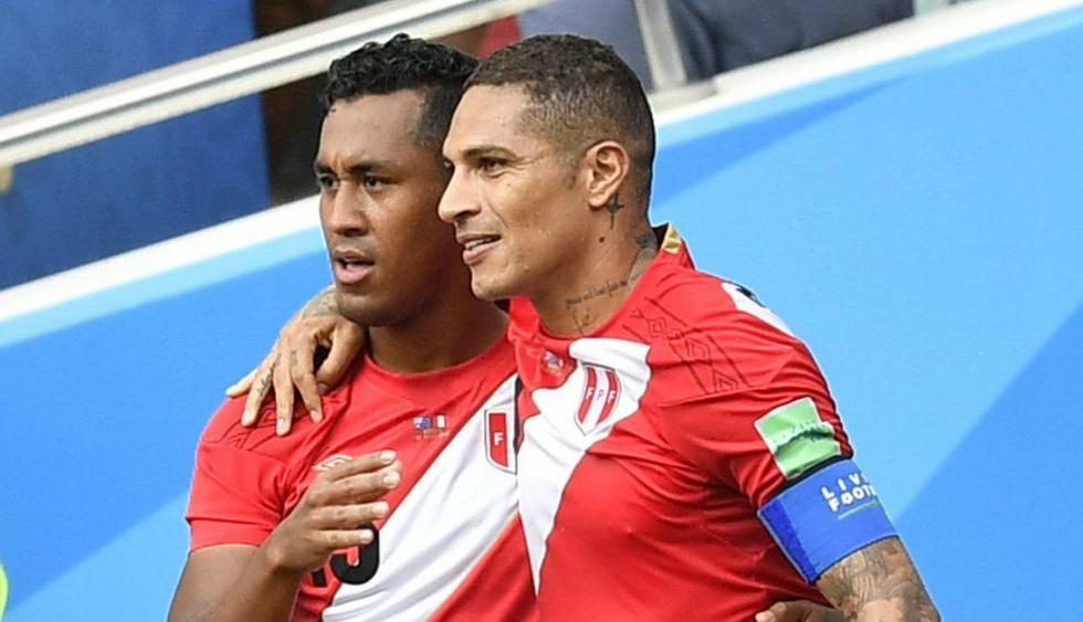 "Renato Tapia al terminar Perú vs Australia: ""Vamos a volver, vamos a tener revancha"""