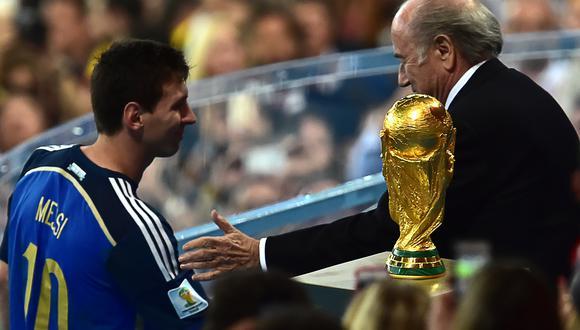 Gotze anotó el gol del triunfo de Alemania sobre Argentina en la final de Brasil 2014. (Foto: AFP)