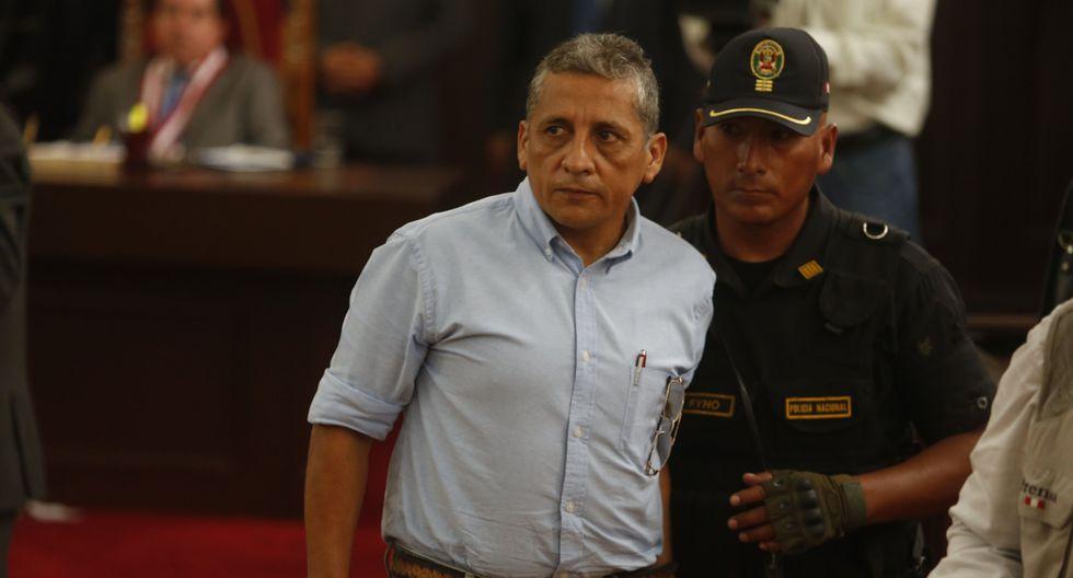 Antauro Humala podría postular a las elecciones en el 2021