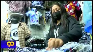 Comerciantes de Gamarra buscan incrementar ventas con campañas de Halloween y Navidad