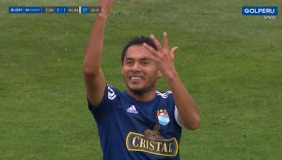 Gol 2 de Sporting Cristal