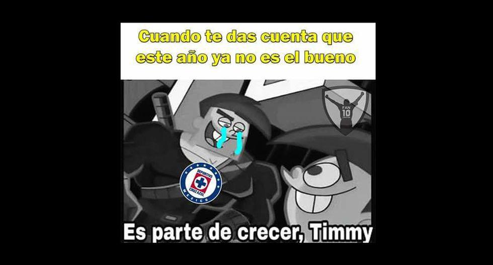 El Cruz Azul de México es la burla de todos en el país charro al ser eliminado de la liguilla y quedarse sin título una vez más en 19 años. (Fotos: Fan10)