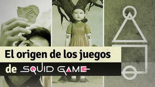 'El juego del calamar': Esta es la historia de los juegos para niños que son parte de la competencia