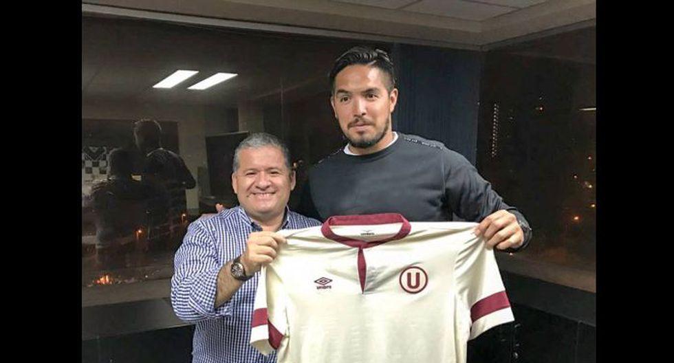 Juan Manuel Vargas: Así fue el día que volvió a Universitario tras 13 años