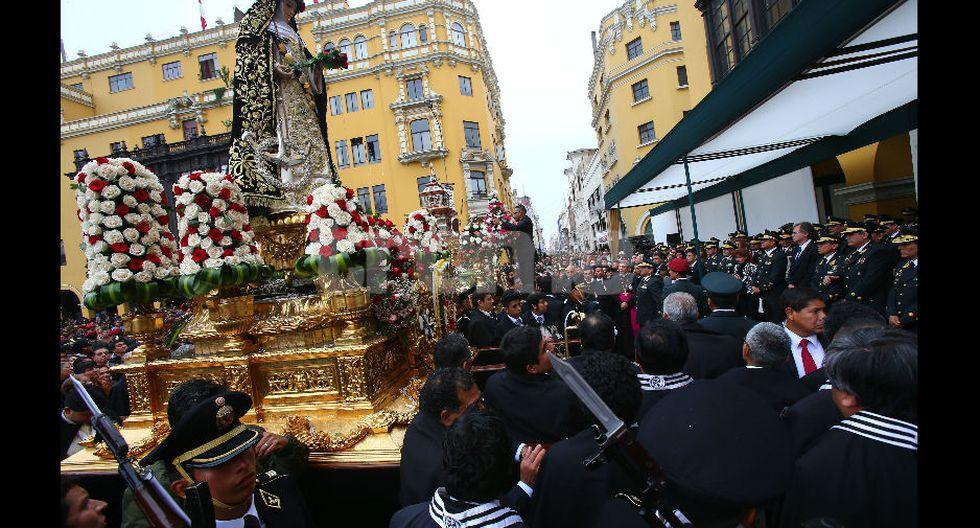 Miles pideron deseos a Santa Rosa de Lima.