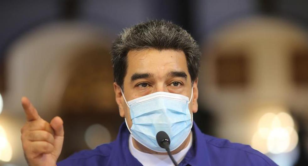 El presidente de Venezuela, Nicolás Maduro. (EFE/Prensa Miraflores).