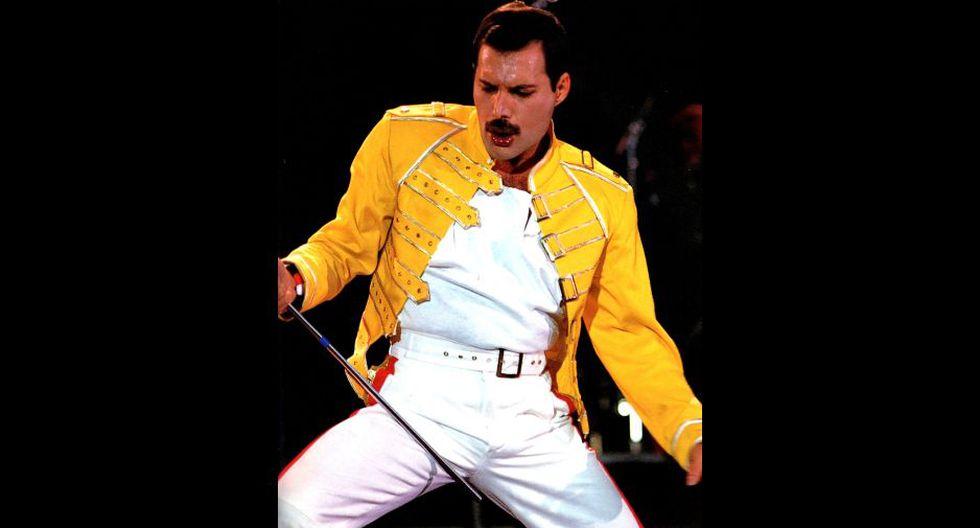 Freddie Mercury ya tiene su asteroide gracias a su amigo Brian May de Queen. (AP)