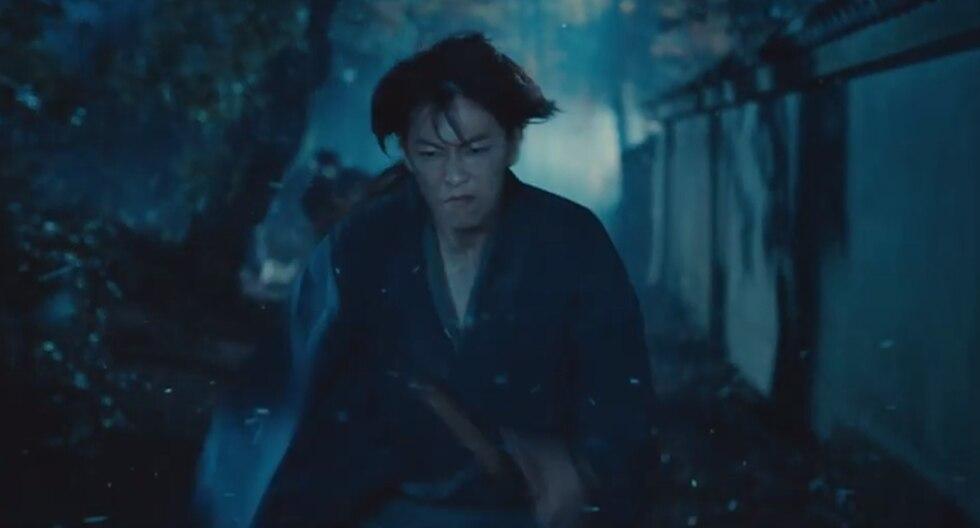"""Warner Bros acaba de liberar el primer tráiler de la esperada película de """"Samurai X"""". (Foto: WB)"""