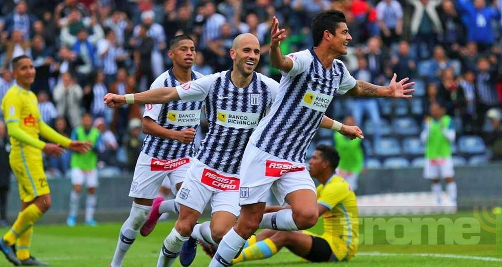 Alianza LIma ganó 1-0 a  Real Garcilaso y va en busca de Universitario (FOTOS Fernando Sangama)
