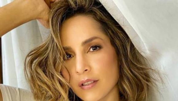 Carmen Villalobos debuto en la televisión a sus 20 años y encarnó a un personaje secundario (Foto: Instagram)