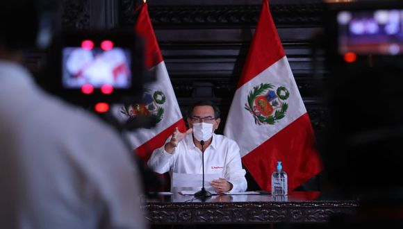 Por primera vez desde que se anunció el estado de emergencia, el Jefe de Estado no se pronunciará. (Foto: Presidencia Perú)