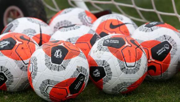 La Premier League se reanudará el próximo 17 de junio con ciertas modificaciones (Foto: AFP)