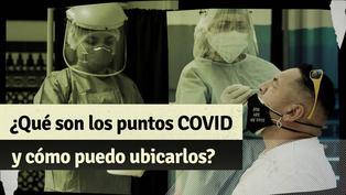 COVID-19: personas con síntomas pueden tomarse pruebas moleculares gratuitas en centros de salud