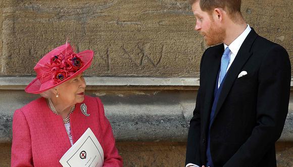 La reina Isabel II ha decidido cambiar las cosas para evitar atraer más drama al día del funeral de su esposo. (Foto: AFP)