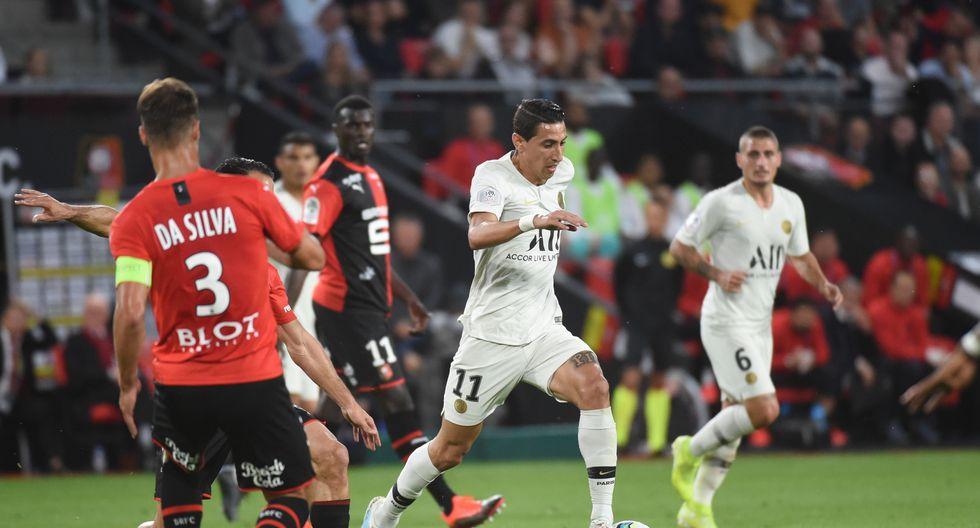 PSG vs Rennes EN VIVO buscan segunda victoria en la Liga de Francia
