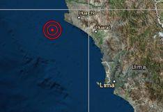 Temblor en Lima: Sismo de 4 grados se registró esta madrugada en Huaral