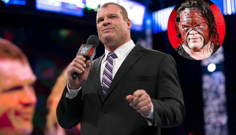 Kane es uno de los luchadores veteranos con mayor vigencia en WWE (WWE)