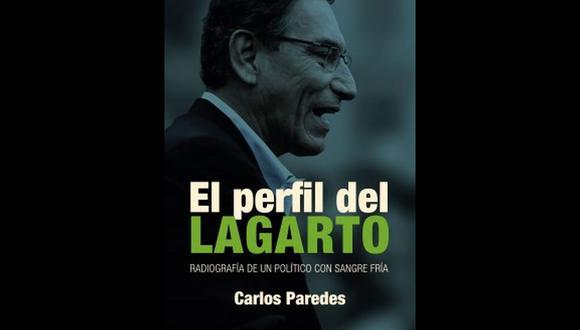 'El perfil del Lagarto' de Carlos Paredes