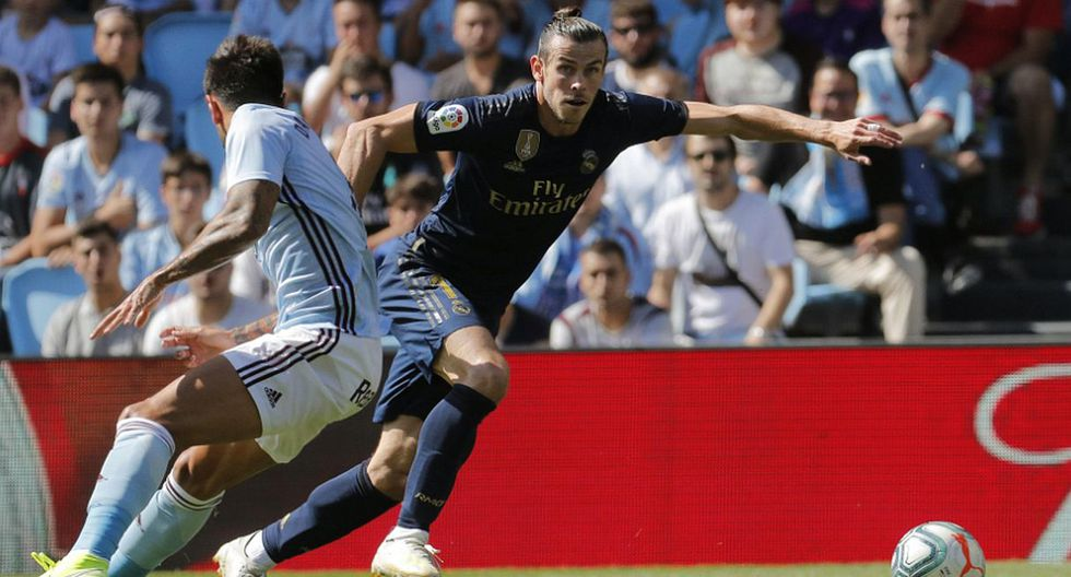 Real Madrid vs Celta de Vigo. (Fotos: Agencias)