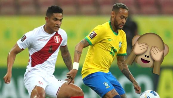 Peruú pierde 1-0 tras este error de Anderson Santamaría (Foto : Reuters)
