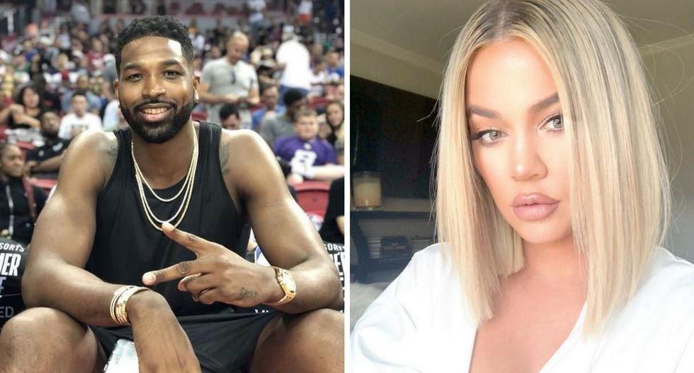 Khloé Kardashian confesó que Tristan Thompson amenazó con suicidarse tras descubrirse su infidelidad. (Foto: Instagram)