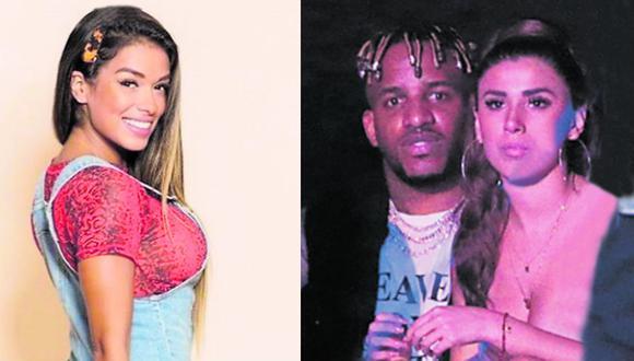 Shirley Arica revela que tuvo una relación con Farfán y le manda mensaje a Yahaira | TROME