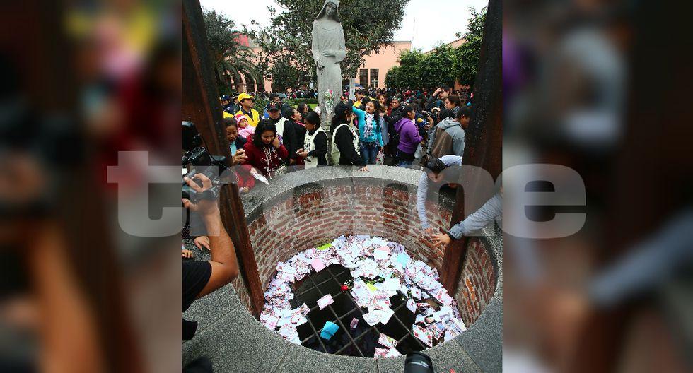 A 400 años de su muerte, el fervor por Santa Rosa de Lima sigue latente [FOTOS]
