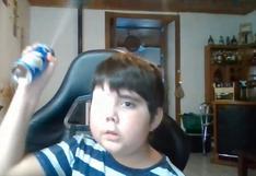 Tomiii 11, el pequeño con cáncer cerebral que cumplió su sueño de ser una celebridad en YouTube