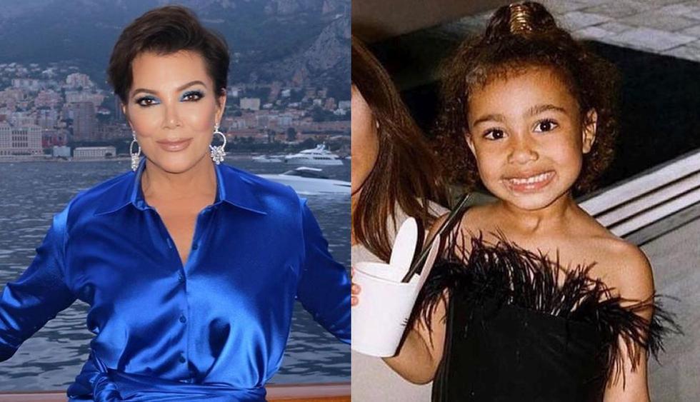 Kris Jenner dedica tierno saludo de cumpleaños a la hija de Kim Kardashian. (Foto: Instagram)