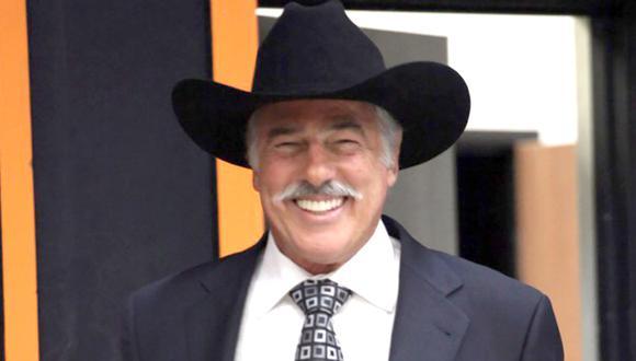 Andrés García está retirado de la televisión por los problemas de salud  (Foto: Televisa)
