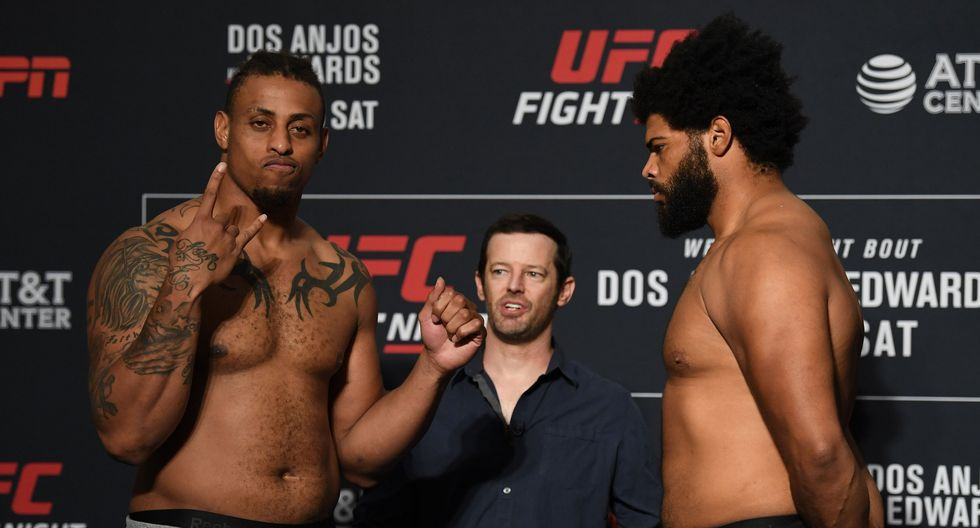 'RDA' busca seguir en carrera rumbo al título de peso wélter del UFC. (UFC)