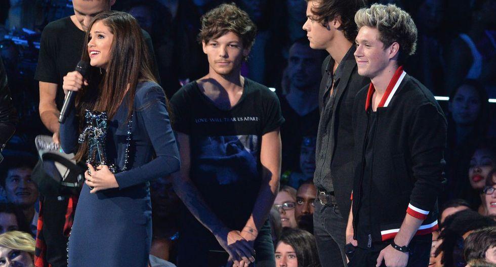 Niall Horan le dedicó un selfie a Selena Gómez. (Foto: selenagomez)