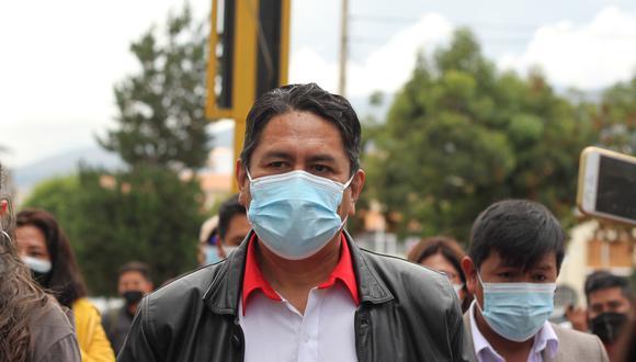 Varios de los contratados en diversos ministerios son militantes de Perú Libre, el partido que lidera Vladimir Cerrón y que llevó a la Presidencia a Pedro Castillo. (Foto: Archivo/GEC)