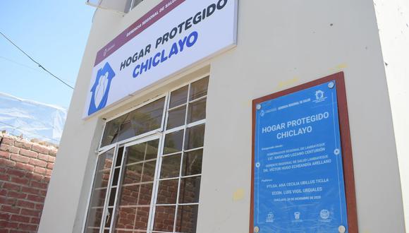 Lambayeque: Inauguran primer hogar protegido en la ciudad de Chiclayo (Foto: Minsa)