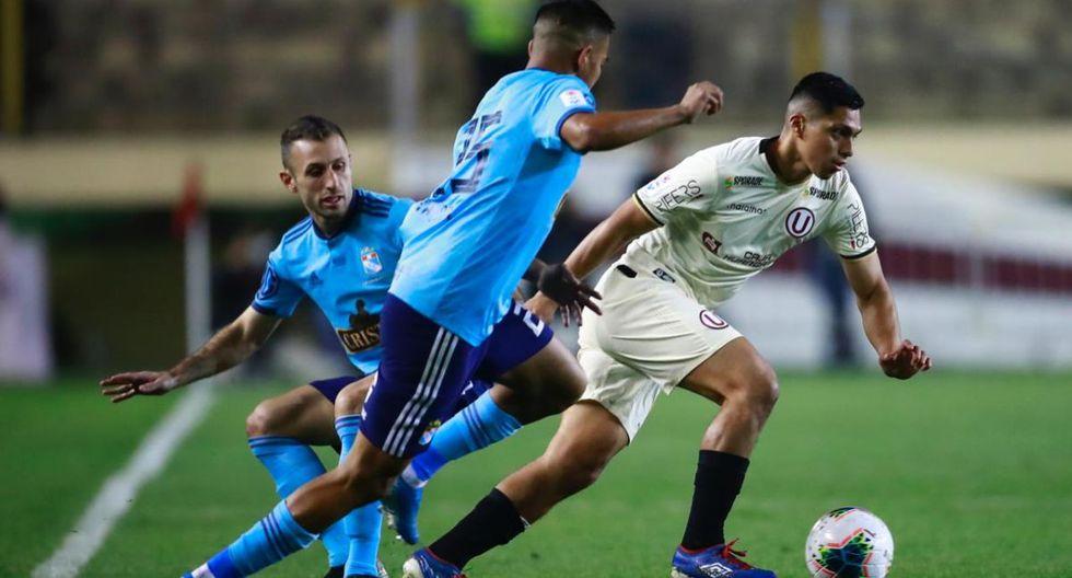 EN VIVO Universitario vs Sporting Cristal (Fotos: Daniel Apuy / GEC)