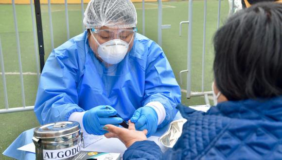 La cantidad de pacientes recuperados aumentó este jueves. (Foto: Minsa)