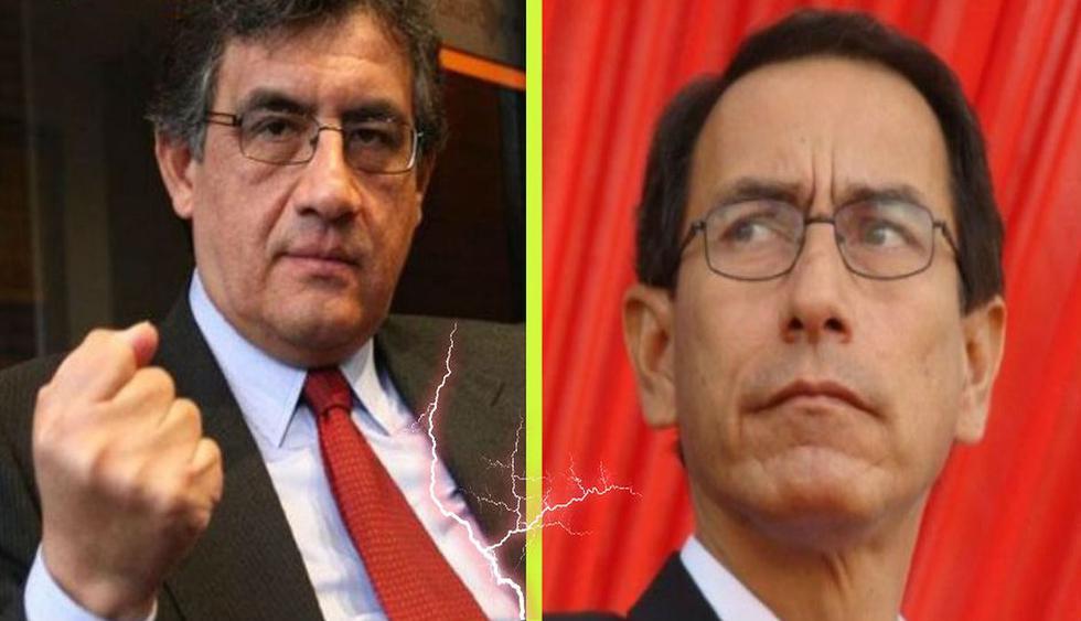 Juan Sheput, vocero alterno de Peruanos Por el Kambio, manifiesta que a Martín Vizcarra no lo conoce el 81% del Perú.
